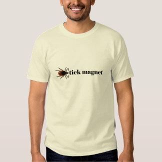 Tick Magnet T-shirt