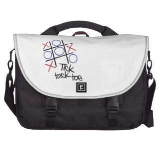 Tick Tack Toe Commuter Bag