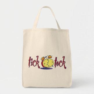 Tick Tock Alarm Clock Bag