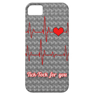 Tick tock for you iPhone SE/5/5s case