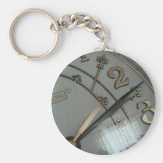 Tick Tock Keychain