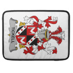 Tickell Family Crest Sleeve For MacBook Pro