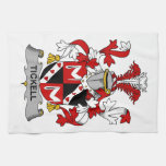Tickell Family Crest Towel