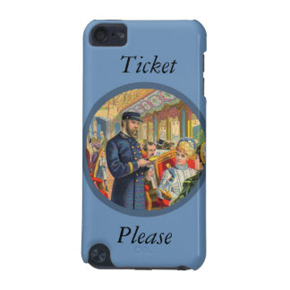 Ticket Please Train  iPod Touch 5G Cases