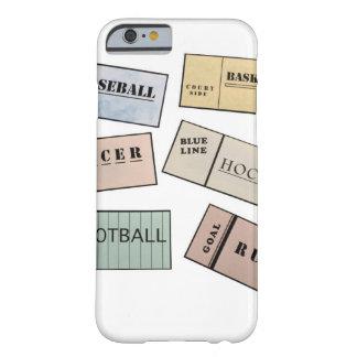 Ticket Stubs iPhone 6 Case