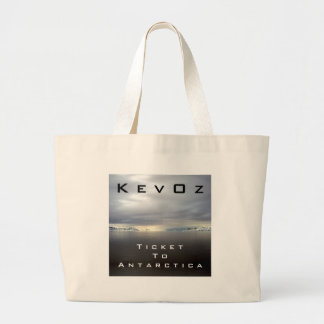 Ticket To Antarctica, by KevOz Tote Bag