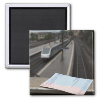 Ticket to Anywhere Magnet