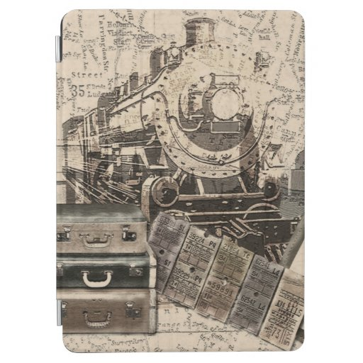 Tickets To Travel iPad Air Cover