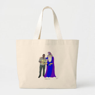 Tickety & Me Canvas Bags