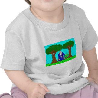 Tickety's Magic Wood Shirts