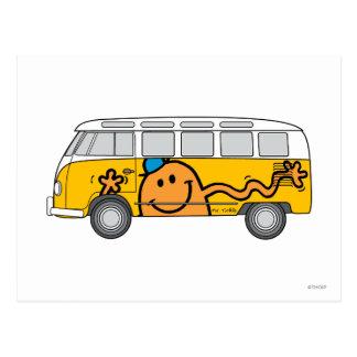 Tickle Bus Postcard