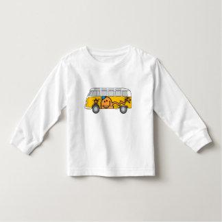 Tickle Bus Toddler T-shirt