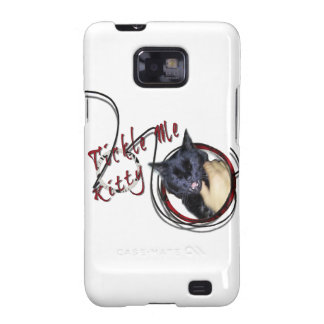 Tickle Me kitty Samsung Galaxy SII Cover