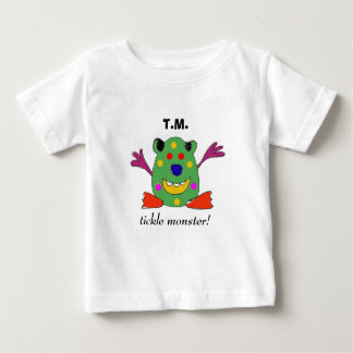 Tickle Monster Baby Outfit Tee Shirt