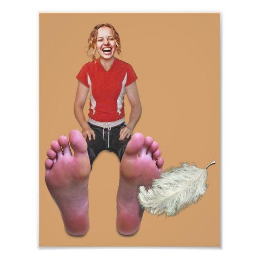 Tickle My Feet Photo