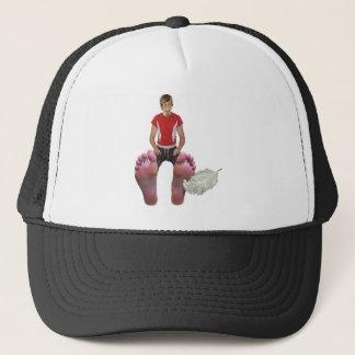 Tickle My Feet Too Trucker Hat