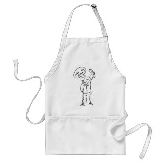 Tickle My Pickle Adult Apron