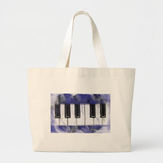 Tickle The Ivory Tote Bags