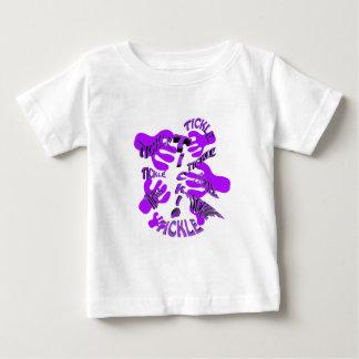 tickle tickle purple. shirt