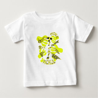tickle tickle.yellow baby T-Shirt