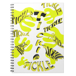 tickle tickle.yellow notebook