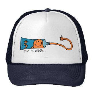 Tickle Toothpaste Trucker Hat