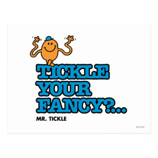 Tickle Your Fancy? Postcard