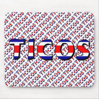 Ticos Mouse Pad
