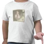 Tidal chart British Seas T Shirt