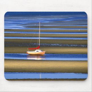 Tidal Flats, Cape Cod, MA Mouse Pad
