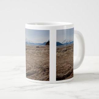 Tidal Flats Giant Coffee Mug
