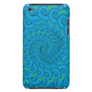 Tidal Mandala Barely There iPod Cover