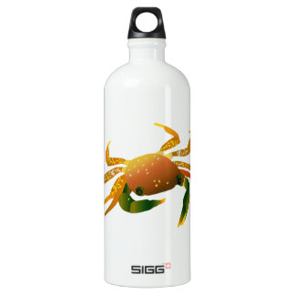 Tidal Master Aluminum Water Bottle