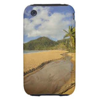 Tidal river at Mission Beach Tough iPhone 3 Covers