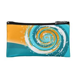 Tidal Wave Cosmetics Bags