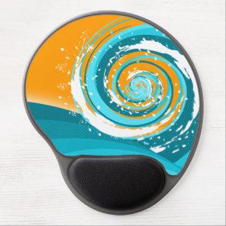 Tidal Wave Gel Mouse Pad