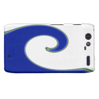 Tidal Wave Phone Case Droid RAZR Cover