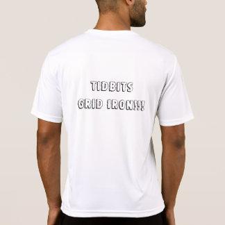 TidBits GRID IRON Tee Shirt