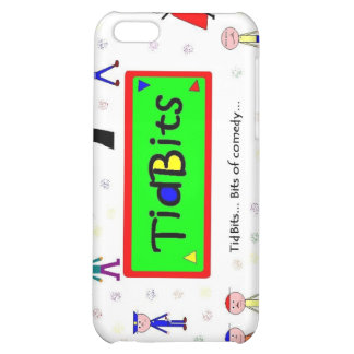 TidBits Rockin MP3 Case iPhone 5C Case