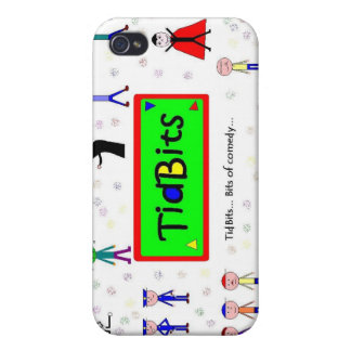 TidBits Rockin MP3 Case Cases For iPhone 4