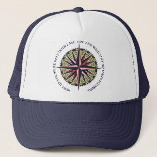 Tide and Wind Trucker Hat