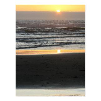 Tide Layers Postcard