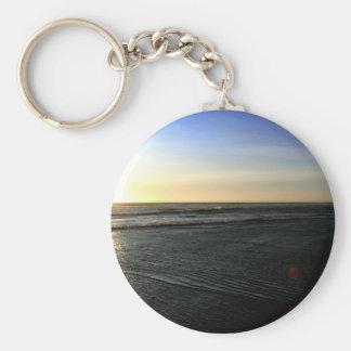Tide Line Keychain