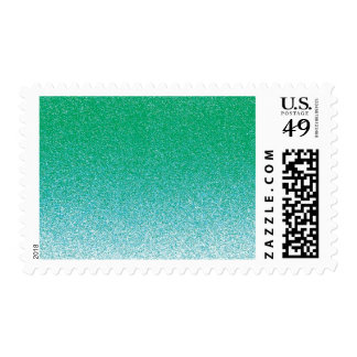 Tide - Ombre, Blue, Green Stamps