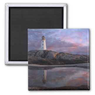 Tide Pool by Lighthouse Magnet