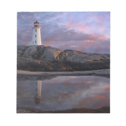 Tide Pool by Lighthouse Notepad