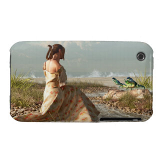 Tide Pool Oracle iPhone 3 Cases