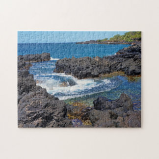 Tide Pools at the End of the World Jigsaw Puzzle