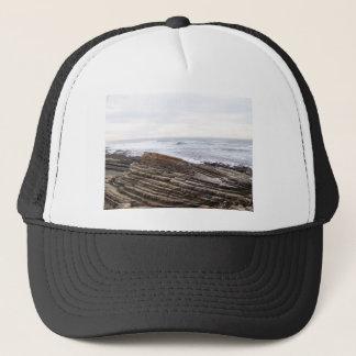Tide pools trucker hat