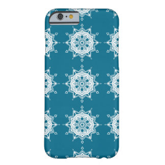 Tidepool Mandala Barely There iPhone 6 Case